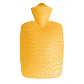 Bouillotte tressée orange HUGO FROSCH