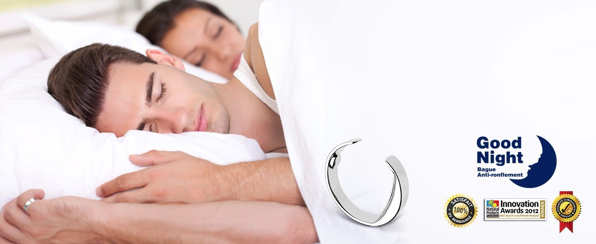 Bague anti-ronflement Good Night